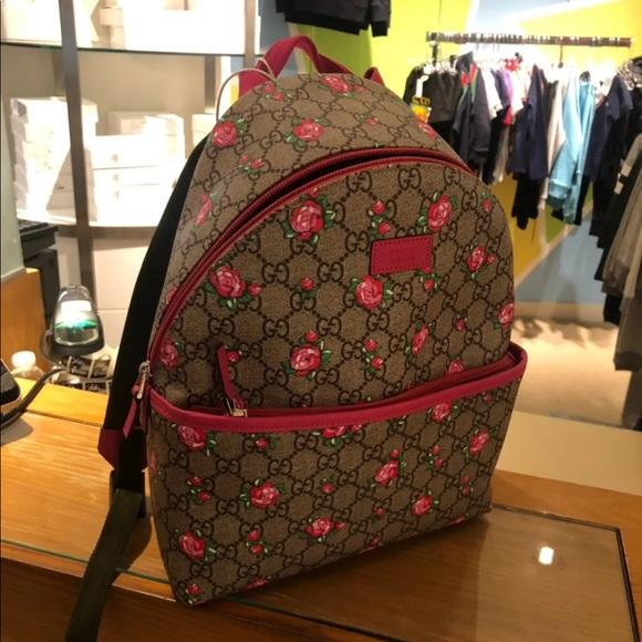 dafdacf00b3f Gucci backpack or diaper bag